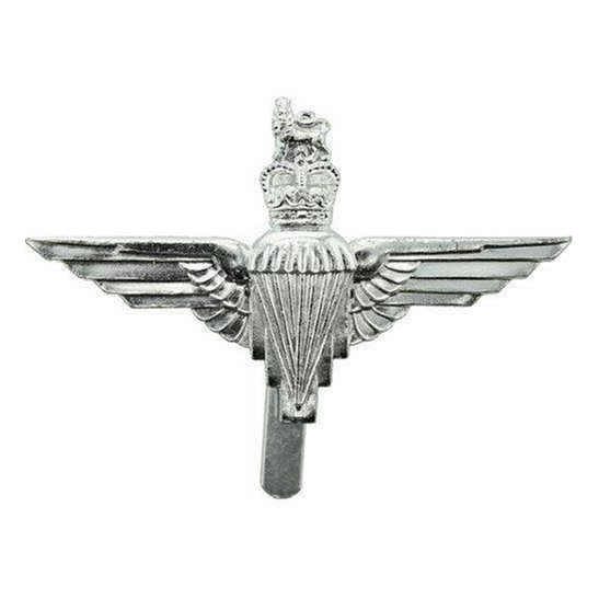 Parachute Regiment Parachute Regiment (Paras) Staybrite Anodised Cap Badge - Staybright