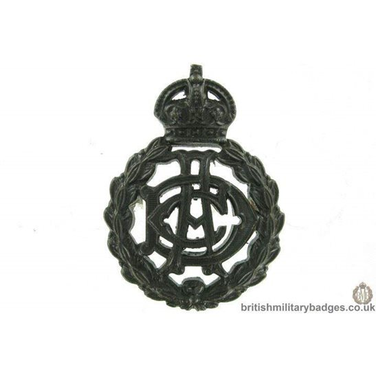 Army Dental Corps OFFICERS Collar Badge ADC