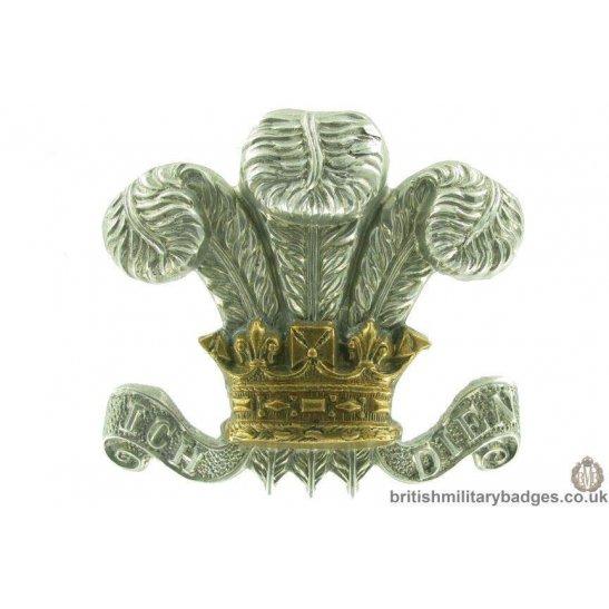 3rd Dragoon Guards Regiment Collar Badge