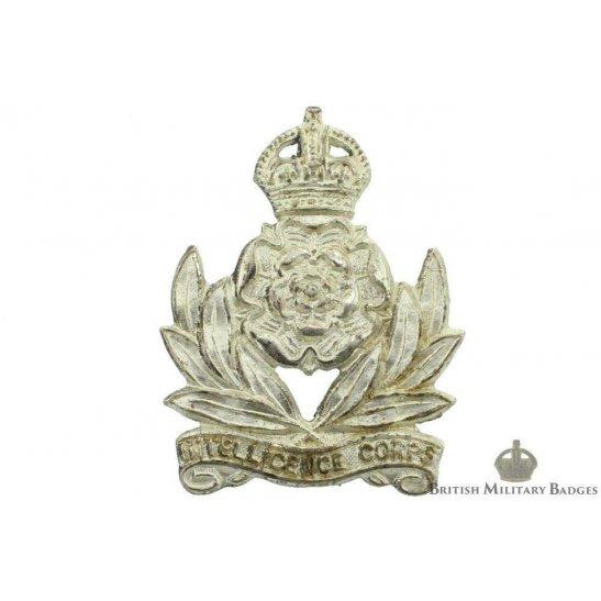WW2 Intelligence Corps OFFICER'S Collar Badge