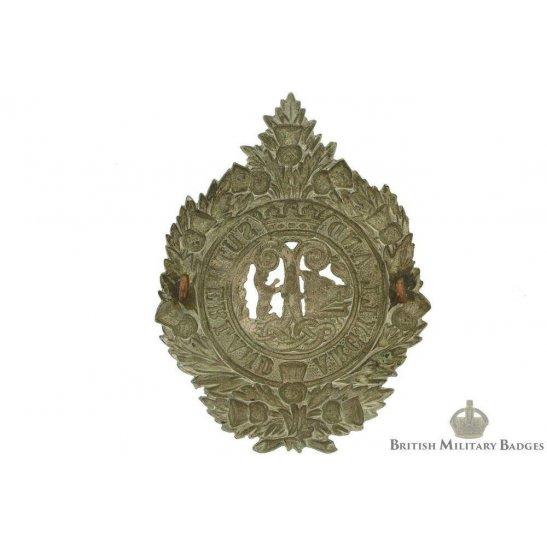 additional image for Argyll and Sutherland Highlanders Regiment Cap Badge