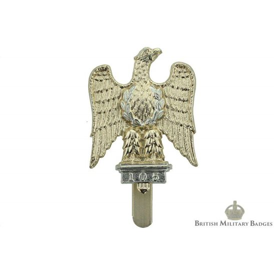 1st Royal Dragoons Regiment Staybrite Cap Badge