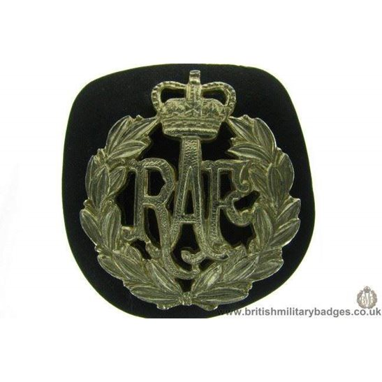 F1A/49 - Royal Air Force RAF Staybrite Cap Badge