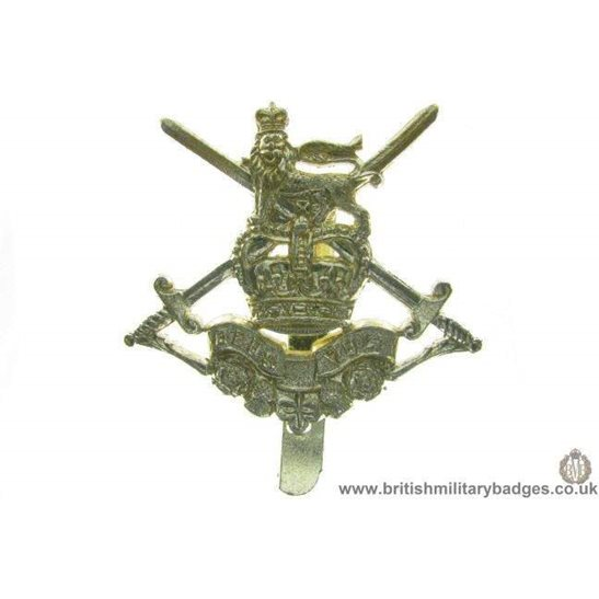 F1A/69 - Infantry Training Battalion Staybrite Cap Badge