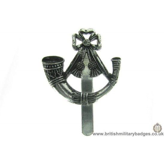 F1B/08 - Light Infantry Brigade Regiment Staybrite Cap Badge