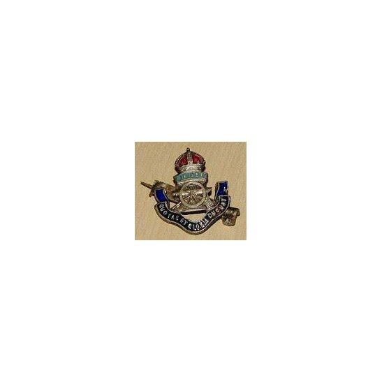 CC09/051 - Royal Artillery Sweetheart Brooch