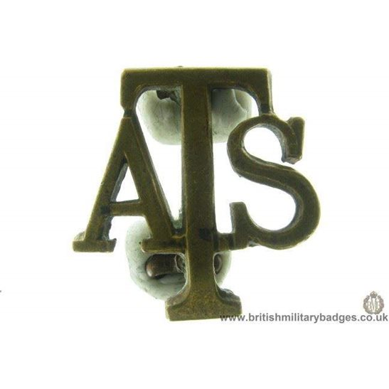 B1B/59 - Auxiliary Territorial Service Corps ATS Collar Badge