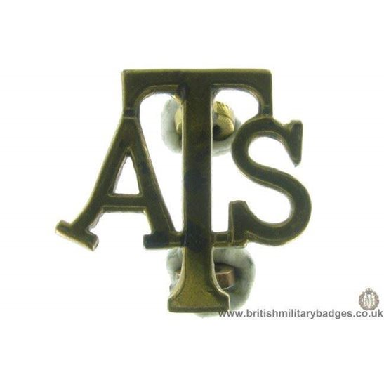 B1B/76 - Auxiliary Territorial Service Corps ATS Collar Badge