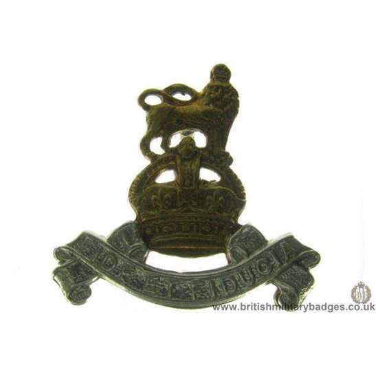 B1B/77 - Royal Army Pay Corps RAPC Collar Badge