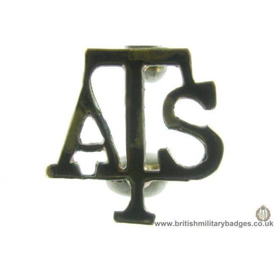 B1B/78 - Auxiliary Territorial Service Corps ATS Collar Badge