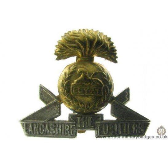 A1A/07 - The Lancashire Fusiliers Regiment Cap Badge