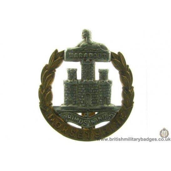 A1A/11 - Dorsetshire / Dorset Regiment Cap Badge