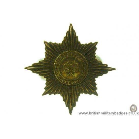A1A/13 - Irish Guards Regiment Cap Badge
