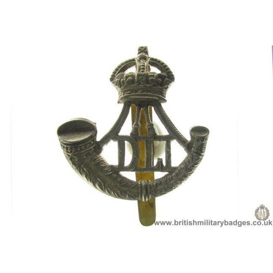 A1A/14 - Durham Light Infantry DLI Regiment Cap Badge