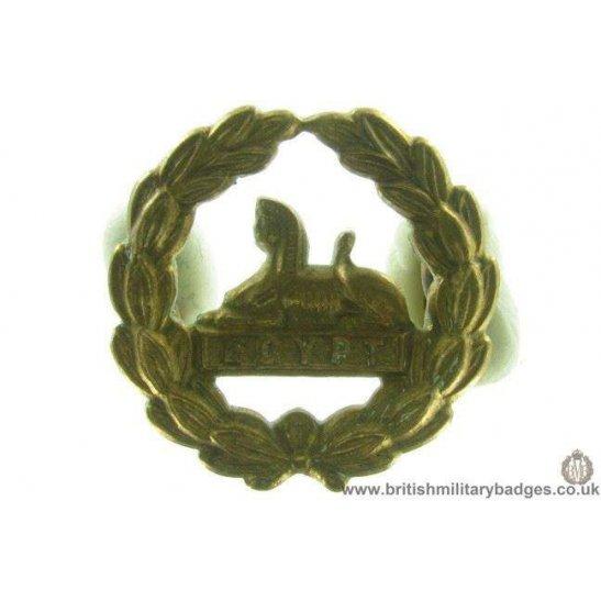 A1A/33 - Gloucestershire Regiment REAR / BACK Cap Badge