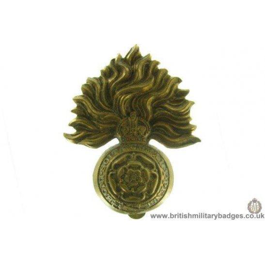 A1A/57 - Royal London Fusiliers Regiment Cap Badge