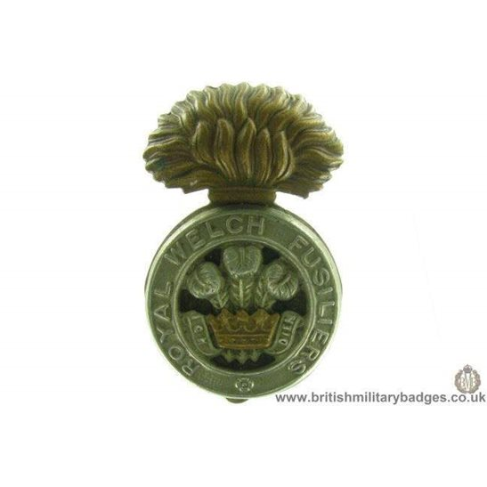 A1A/58 - Royal Welch / Welsh Fusiliers RWF Regiment Cap Badge