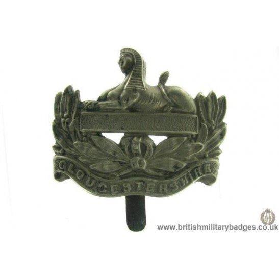 A1A/63 - The Gloucestershire / Gloucester Regiment Cap Badge