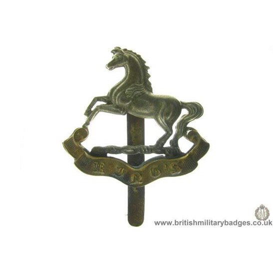 A1A/68 - The King's / Kings Liverpool Regiment Cap Badge