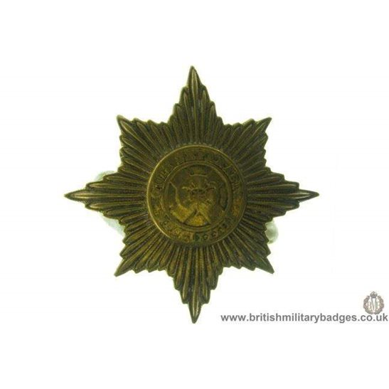 A1A/74 - Irish Guards Regiment Cap Badge