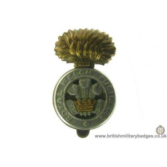 A1A/93 - Royal Welch / Welsh Fusiliers RWF Regiment Cap Badge