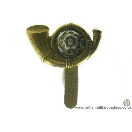 A1A/95 - Kings Own Yorkshire Light Infantry KOYLI Cap Badge