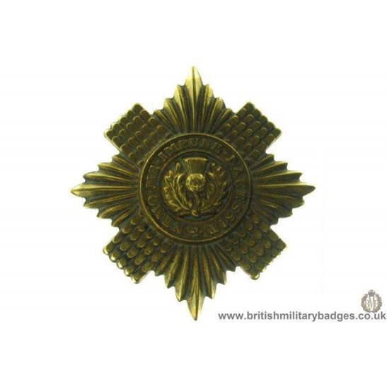 A1B/10 - Scots / Scottish Guards Regiment Cap Badge
