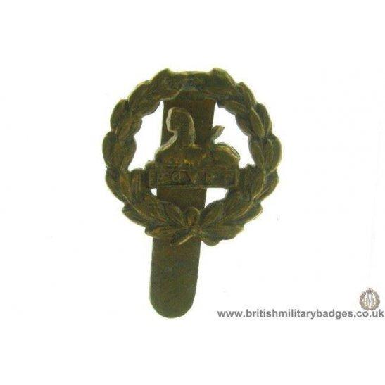 A1B/19 - Gloucestershire Regiment REAR / BACK Cap Badge