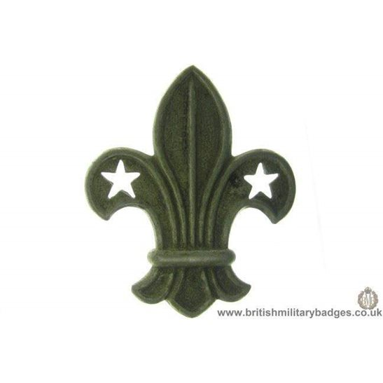 A1B/34 - Boy Scouts Cap Badge