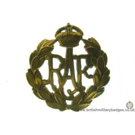 A1B/50 - Royal Air Force RAF Cap Badge