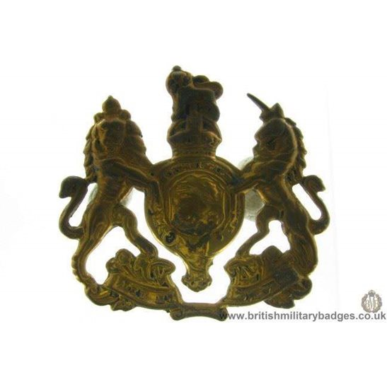 A1B/70 - General Service Regiment / Corps Cap Badge