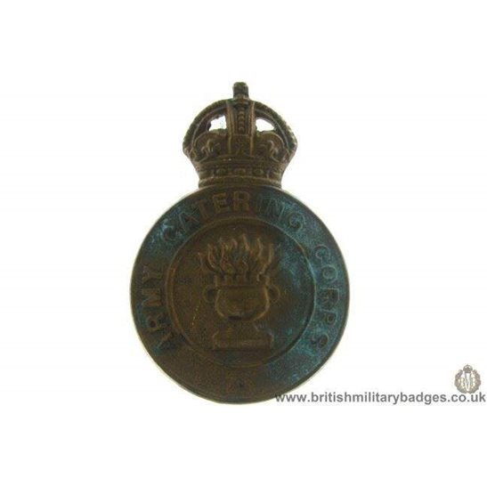 A1B/74 - Army Catering Corps ACC Cap Badge