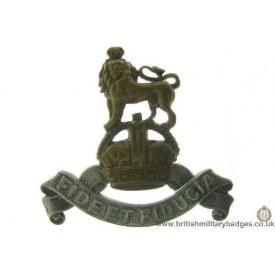 A1B/81 - Royal Army Pay Corps RAPC Cap Badge