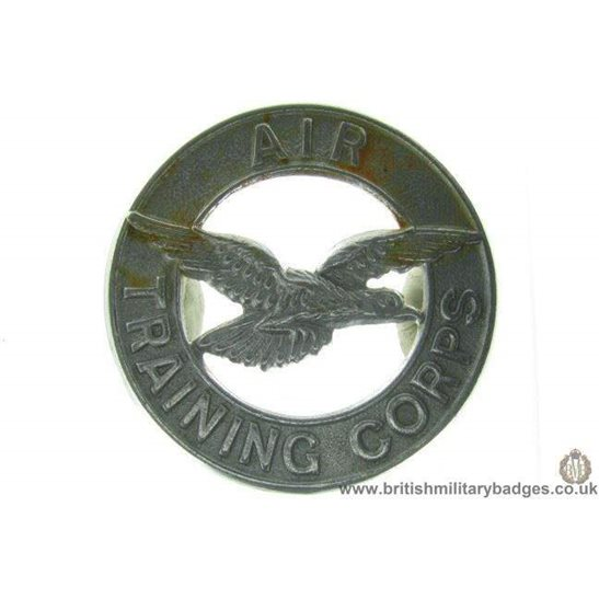A1C/12 - Air Training Corps ATC Cap Badge