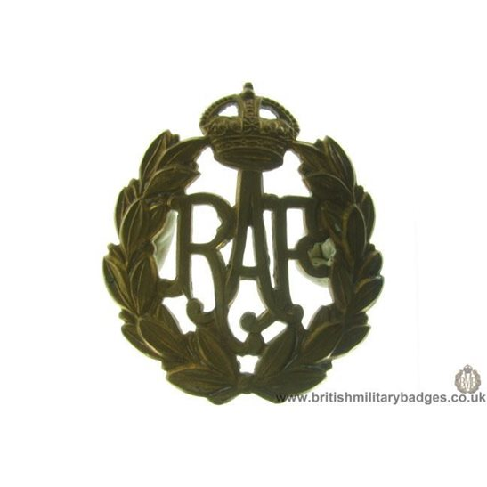 A1C/13 - Royal Air Force RAF Cap Badge