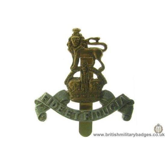 A1C/20 - Royal Army Pay Corps RAPC Cap Badge