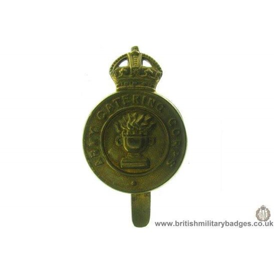 A1C/29 - Army Catering Corps ACC Cap Badge