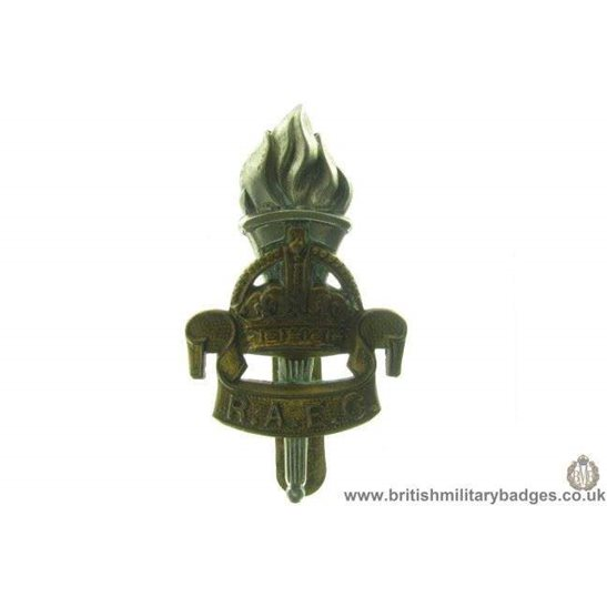 A1C/34 - Royal Army Educational Corps RAEC Cap Badge