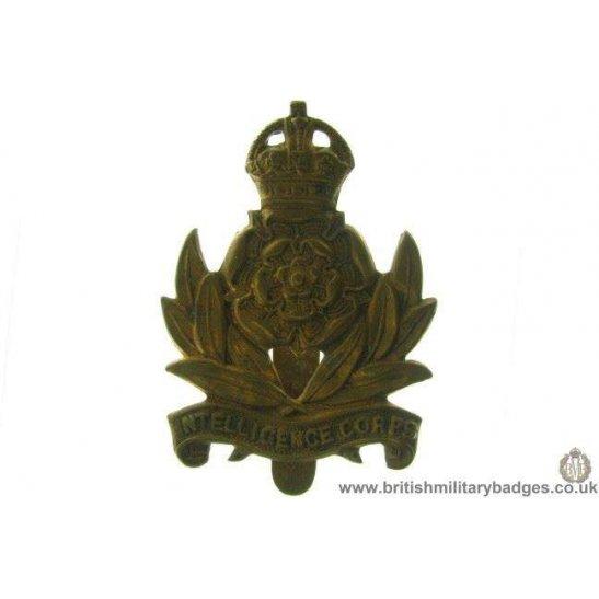 A1C/50 - Intelligence Corps Cap Badge