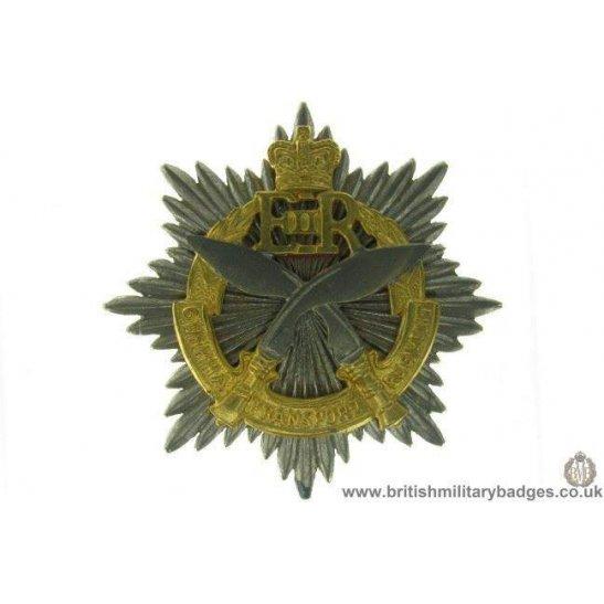 A1C/80 - Gurkha Transport Regiment Cap Badge - QC