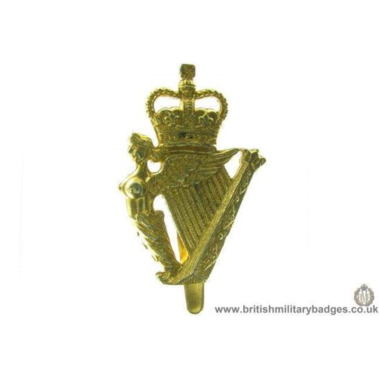 A1C/87 - Ulster Defence Regiment UDR Cap Badge - QC