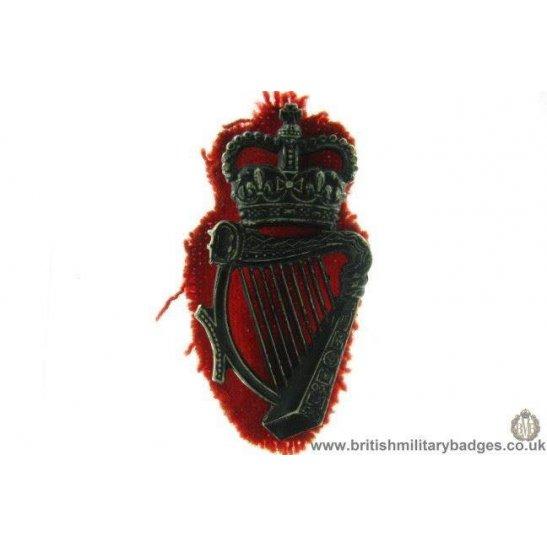A1C/89 - Royal Ulster Constabulary RUC Cap Badge - QC