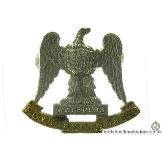 A1D/02 - The Royal Scots Greys Regiment Cap Badge