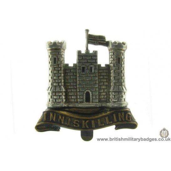A1D/03 - 5th Inniskilling Dragoons Regiment Cap Badge