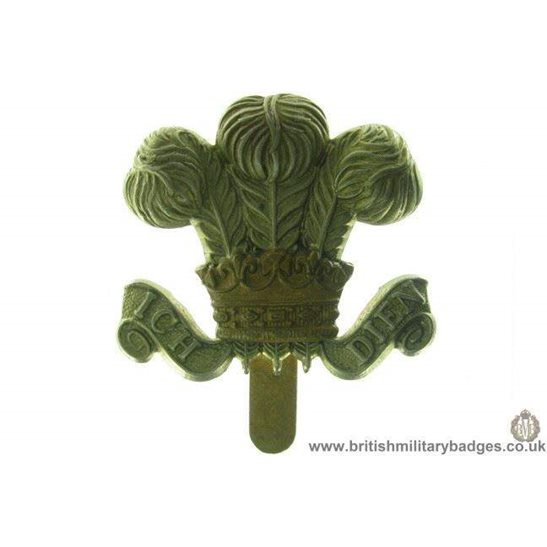 A1D/08 - The Denbighshire Hussars Regiment Cap Badge