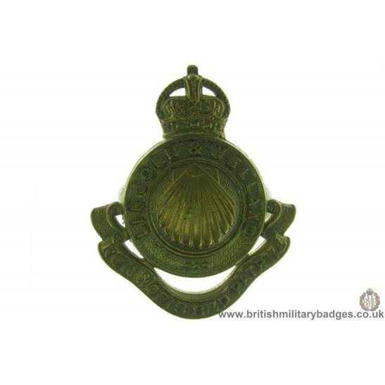 A1D/51 - Lincoln & Welland Regiment Canadian Cap Badge
