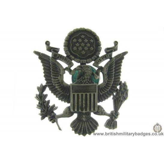A1D/86 - United States US Army American Infantry Cap Badge