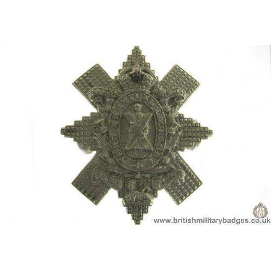 "A1E/01 - Royal Highland ""Black Watch"" Regiment Cap Badge"