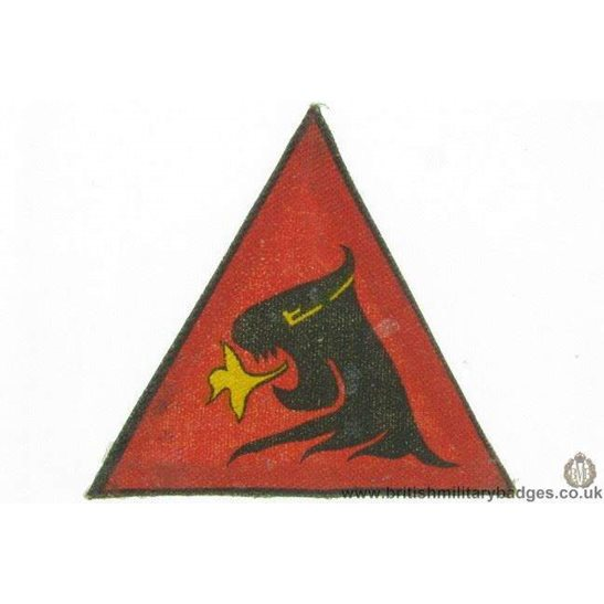 E1A/21 19th Staffordshire Infantry Brigade Formation Patch Badge