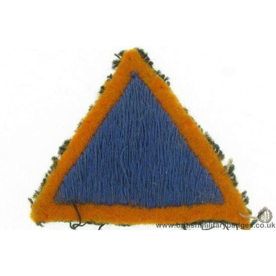 E1A/35 - 39th Independent Infantry Brigade Formation Patch Badge